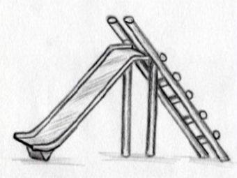 A‐Frame & Slide