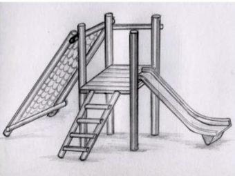Platform, Slide & Net