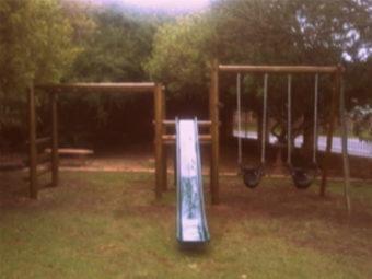 Pinnochio - Slide, A-frame & Swing